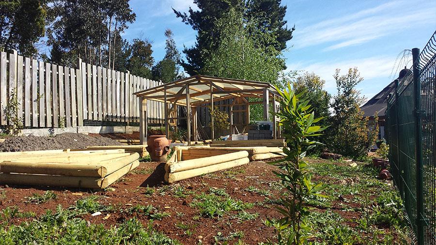 Ray n montessori sala cuna y jard n infantil espacio for Andalue jardin infantil